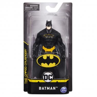 Figurina Batman cu costum negru 15 cm