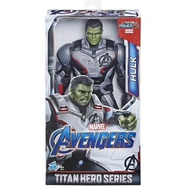 Avengers, Figurina Hulk 30 cm (Titan Hero Deluxe)
