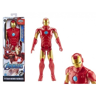 Avengers, Figurina Iron Man 30 cm (Titan Hero Movie)