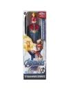 Avengers, Figurina Captain Marvel 30 cm (Titan Hero Movie)
