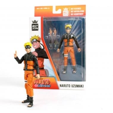 Naruto BST AXN - figurina articulata Naruto Uzimaki 13 cm (decembrie 2020)