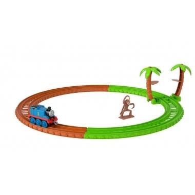 Thomas and Friends - set de joaca aventuri cu maimutica
