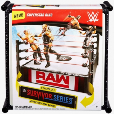 Ring Wrestling WWE Raw Superstar