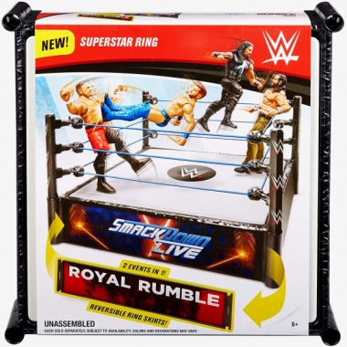 Ring Wrestling WWE Smackdown Superstar
