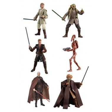 Star Wars Black Series Action Figures 15 cm 2020 Wave 2 Assortment (6)