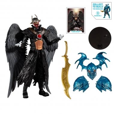 DC Multiverse Build A Action Figure Batman Who Laughs (Hawkman #18 (2019) 18 cm