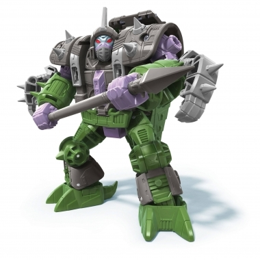 Transformers Generations WFC: Earthrise Deluxe 2020 W2 Quintesson Alicon 14 cm