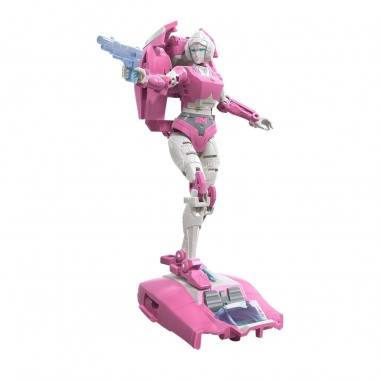 Transformers Generations War for Cybertron: Earthrise Action Figures Deluxe 2020 Arcee