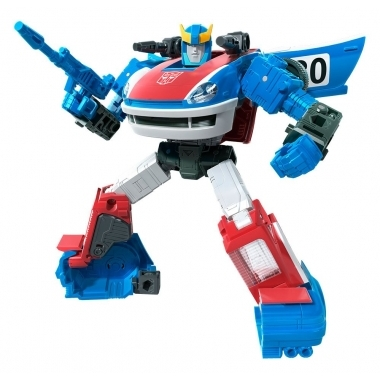 Transformers Generations WCF: Earthrise Deluxe 2020 W2 Smokescreen 14 cm