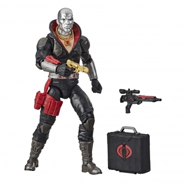 G.I. Joe Classified Series, Figurina Destro 15 cm