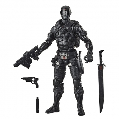 G.I. Joe Classified Series, Figurina Snake Eyes 15 cm
