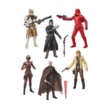 Star Wars Black Series Action Figures 15 cm 2020 Wave 1 (set 6 figurine)