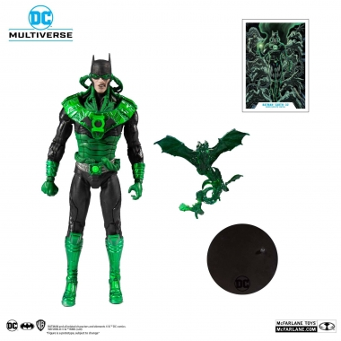 DC Multiverse Action Figure Dark Nights Metal Dawn Breaker 18 cm