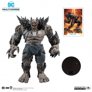 DC Multiverse Action Figure Dark Nights Metal Devastator 18 cm