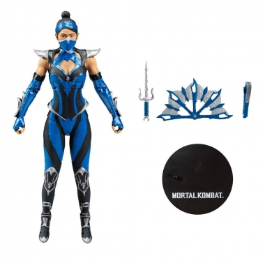 Mortal Kombat 3 Action Figurina Kitana 18 cm (septembrie 2020)