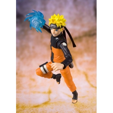 Naruto Shippuden S.H. Figuarts Action Figure Naruto Uzumaki (Best Selection) 14 cm