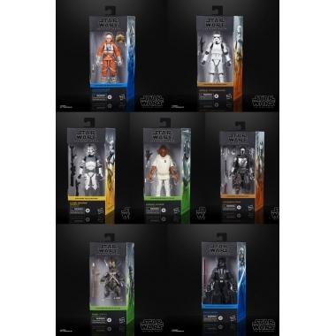 Star Wars Black Series Action Figures 15 cm 2020 Wave 3 Assortment (7)
