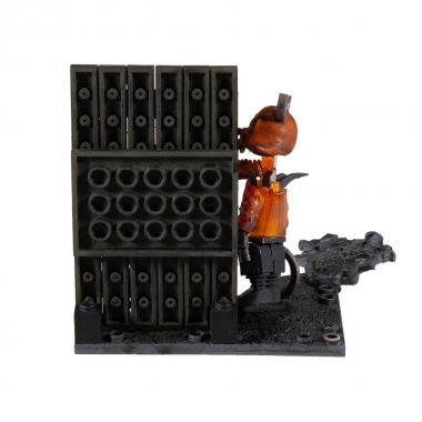 Five Nights at Freddy's Micro Construction Set, Com Maze (50 piese) (noiembrie)