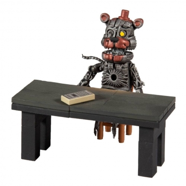 Five Nights at Freddy's Micro Construction Set, Salvage Room (50 piese) (noiembrie)