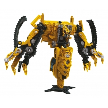 Transformers Studio Series Voyager Constructicon Skipjack 18 cm