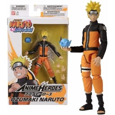 Naruto Shippuden Anime Heroes Uzumachi Naruto, 17 cm