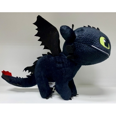 How To Train Your Dragon 3, Plus Toothless 40 cm
