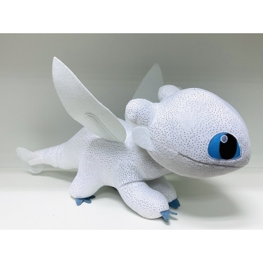How To Train Your Dragon 3, Plus Light Fury 30 cm