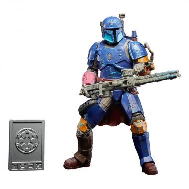 Star Wars The Mandalorian Credit Collection Action Figure 2020 Heavy Infantry Mandalorian 15 cm
