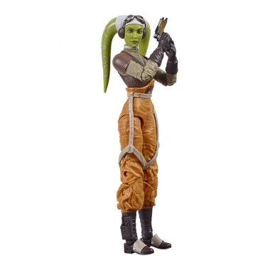 Star Wars Rebels Black Series Action Figure 2020 Hera Syndulla 15 cm