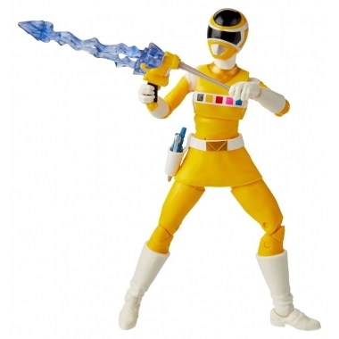 Power Rangers In Space Yellow Ranger 15 cm (Lightning Collection)