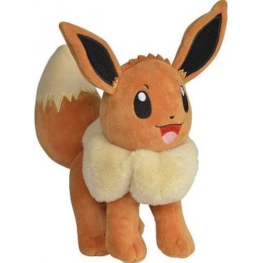 Pokémon Eeveelutions Jucarie Plus Eevee 20 cm