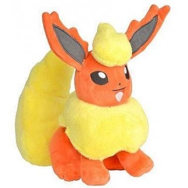 Pokémon Eeveelutions Jucarie Plus Flareon 20 cm