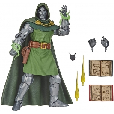 Fantastic Four Marvel Retro Collection Action Figure Dr. Doom 15 cm