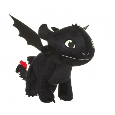 How to Train Your Dragon 3, Toothless Glow In The Dark 60 cm