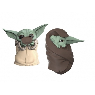 Mini-figurine Star Wars: The Child Sipping Soup & Blanket-Wrapped