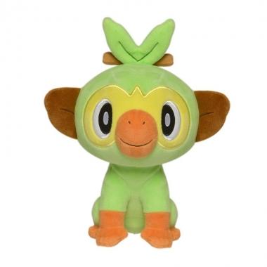 Pokemon, Jucarie de plus Grookey 20 cm