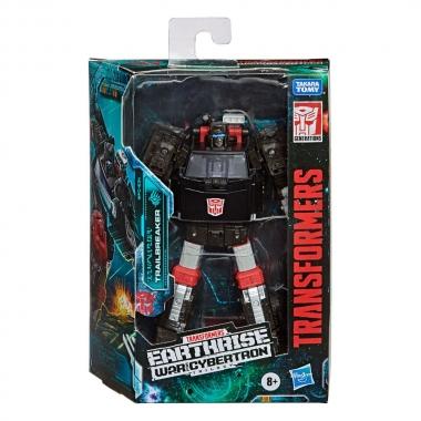 Transformers Generations WFC: Earthrise Deluxe 2020 W3 Trail Breaker 14 cm