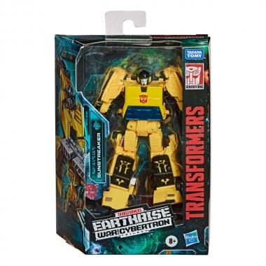 Transformers Generations WFC: Earthrise Deluxe 2020 W3 Sun Streaker 14 cm