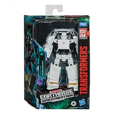 Transformers Generations WFCn: Earthrise Deluxe 2020 W3 Runamuck 14 cm