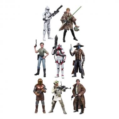 Star Wars Black Series Action Figures 15 cm 2020 Wave 4 Assortment