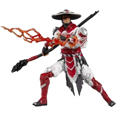 Mortal Kombat 4 Action Figurina Raiden Bloody 18 cm