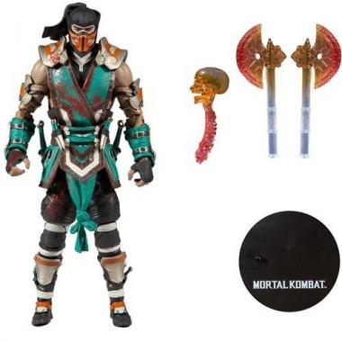 Mortal Kombat 4 Figurina Sub Zero Bloody 18 cm