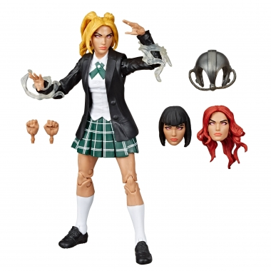 Marvel Legends Series Action Figure Stepford Cuckoos 15 cm