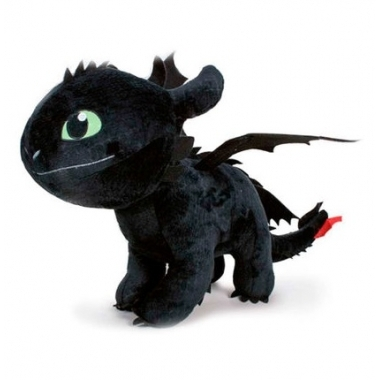 How To Train Your Dragon 3, Toothless 40 cm
