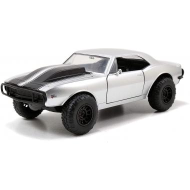 Masinuta de colectie Fast & Furious 1967 Chevy Camaro 1:24