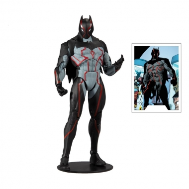 DC Multiverse Build A Action Figure Omega 18 cm