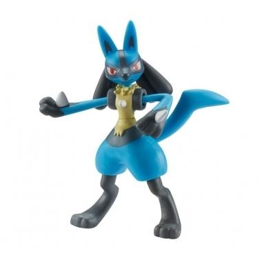 Pokémon Battle - Lucario 8 cm (ianuarie 2021)