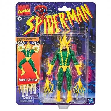 Marvel Retro Collection 2020 Electro 15 cm