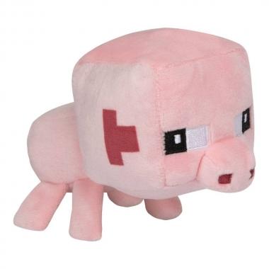 Minecraft Mini Crafter Plush Figure Pig 11 cm