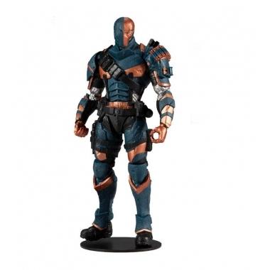 DC Gaming Action Figure Arkham Origins Deathstroke 18 cm